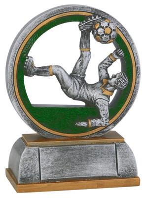 Fotbollsstatyett R008